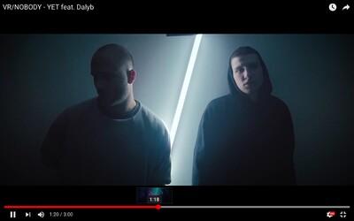 Pražské alternativní duo VR/NOBODY představuje poslední videoklip k debutovému albu s názvem YET