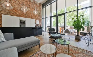 Pražské bydlení za 30 milionů korun je až překvapivě útulné a osobní