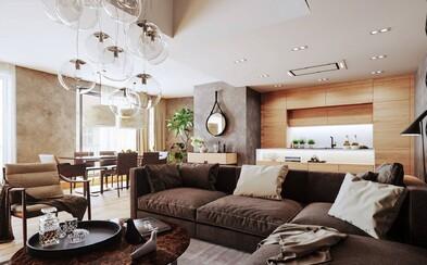 Pražské nemovitosti bourají stereotypy. Čtyřpokojový byt za 20 milionů korun je toho důkazem