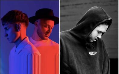 Pražskí VR/NOBODY predstavujú spoluprácu s Pil C-m z ich chystaného albumu Proud, ktorý vychádza už budúci týždeň