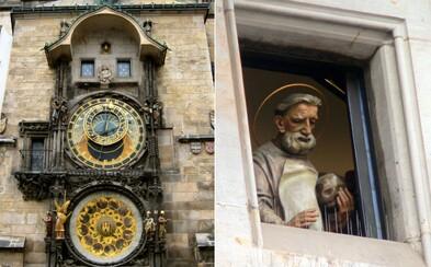 Pražský orloj se rekonstruuje součástka po součástce, dostane původní podobu. Jak bude vypadat?