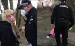 Pražský strážník, který nafackoval 19leté dívce, dostal padáka. Jednal v rozporu se zákonem, říká městská policie