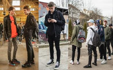 Pražský Street Fashion bazar přilákal desítky fanoušků módy. Jaké outfity účastníci vykouzlili?