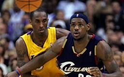 Pro Michaela Jordana byl Kobe Bryant jako mladší bratr, LeBron se neubránil slzám. S legendou se loučí i Kanye West, Messi či Obam