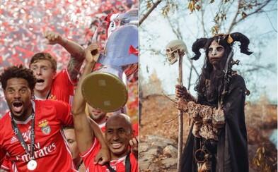 Pre úspech všetko. Porto obvinilo Benficu Lisabon, že ku svojim víťazstvám využíva služby čarodejníka