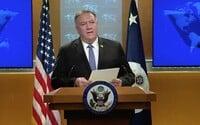 Přechod do druhého období Trumpovy vlády bude hladký, řekl ministr Pompeo