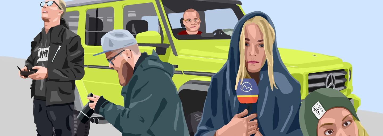 Precízne ilustrácie, ktoré si zamilovali nielen známi Slováci, ale aj Američania. Kto sa skrýva pod menom Mike Tyy? (Rozhovor)