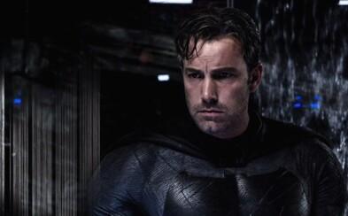 Prečo Ben Affleck vybral čoby Batmanovho záporáka Deathstroka a ako sa bude film oficiálne volať?