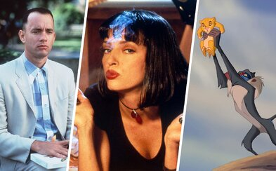 Prečo bol rok 1994 pravdepodobne najvydarenejším v histórii kinematografie? Môže za to Forrest Gump, Leví kráľ či Pulp Fiction