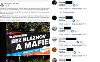 """Prečo ľudia hromadne píšu pod statusy Tarabu, Blahu či Uhríka reakciu """"Dobre""""? Facebookové hnutie sa vysmieva dezolátom"""