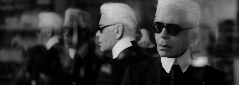 Prečo má Karl Lagerfeld najvyšší golier vo svete módy?