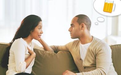 Prečo muži nepočúvajú a ako docieliť opak? Nezaťažuj ho detailami a nehovor na neho keď je vzrušený