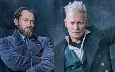 Prečo nebude Dumbledore vo Fantastických zveroch 2 zobrazený ako homosexuál a prečo nebude mať žiadne spoločné scény s Grindelwaldom?