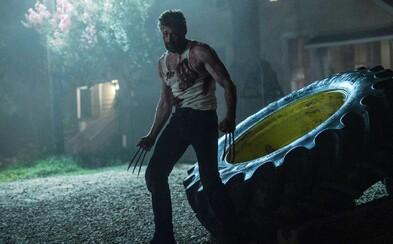 Prečo sa bude Logan odohrávať v budúcnosti? Nahliadnite na lákavé obrázky z brutálnej komiksovky