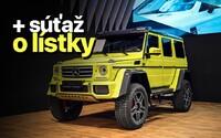 Prečo sa oplatí navštíviť automobilovú udalosť roka u nás, bratislavský Autosalón 2017?