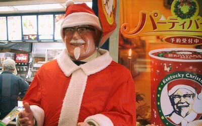 Prečo sa počas vianočných sviatkov stretnú milióny Japoncov pri štedrovečernej večeri v KFC?
