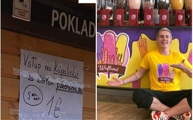 Prečo si z košického kúpaliska robí srandu celé Slovensko a ako sa darí v novom biznise Expl0itedovi?