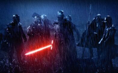 Prečo sme sa v The Last Jedi nedočkali bájnych Knights of Ren? Rian Johnson má k tejto téme jasné odôvodnenie