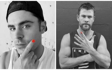 Prečo v posledných dňoch pribúda čoraz viac mužov s nalakovaným nechtom?