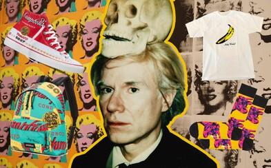 Prečo zarába Andy Warhol 33 rokov po smrti viac peňazí, než počas svojho života?