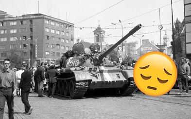 Pred 50 rokmi zomreli desiatky Slovákov pri nečakanom útoku sovietskych vojsk, táto kampaň ti to originálne pripomenie