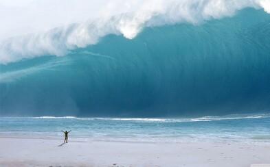 Pred 73 000 rokmi sa do vody zrútila časť sopky. Vyvolané tsunami bolo vysoké takmer 250 metrov