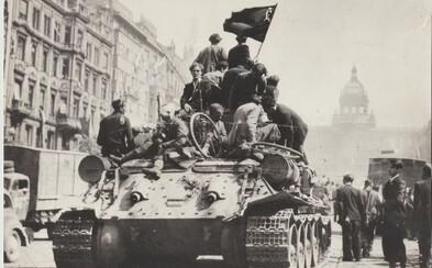 Před 75 lety vypuklo Pražské povstání. Podívej se na fotografie z této historické události