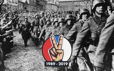 Před 80 lety byla při studentské demonstraci v Praze prolita krev. Protest proti nacismu skončil střelbou do lidí