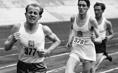 Před 95 lety se narodil největší klenot české atletiky Emil Zátopek. Národní hrdina musel po svých úspěších pracovat s lopatou v ruce