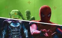 Pred a po CGI: Pri boji Spider-Mana s ilúziami Mysteria VFX umelci vytvorili 140 špeciálnych efektov