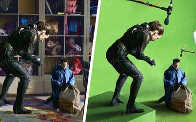 Před a po CGI: Tvorba mravenců z filmu Ant-Man and the Wasp si žádala náročnou studii. Lišili se svým druhem či dokonce věkem