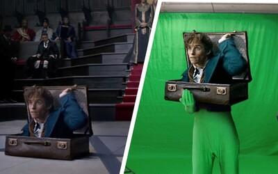Pred a po CGI: úžasné video ti ukáže, ako vznikali počítačové a praktické efekty pre Fantastické zvery