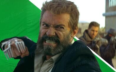 Pred a po CGI: Videá z Logana ti ukážu, ako Wolverine zabíjal nepriateľov a sekal im končatiny