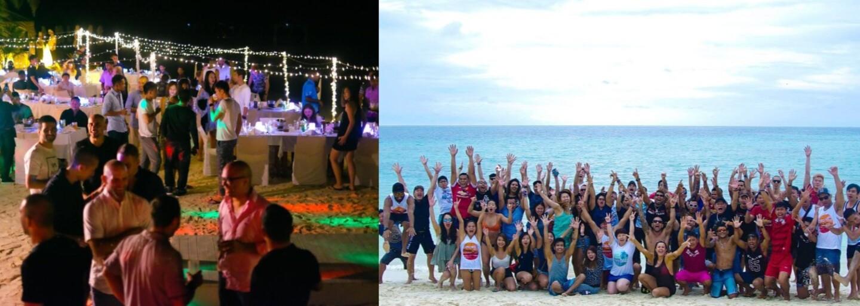 Pred koncom roka zobral šéf všetkých zamestnancov na luxusnú dovolenku na Maldivy. Chcel sa im odvďačiť za skvelú prácu