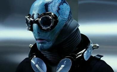 Pred ohlásením hororového rebootu Hellboya bol v pláne spin-off s postavou Abea Sapiena. O čom mal byť?