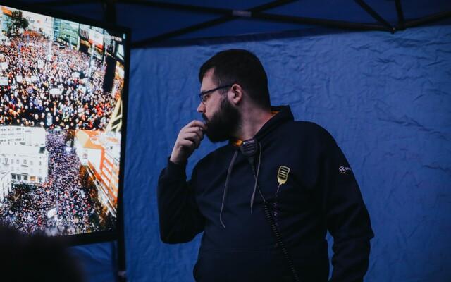 Pred pár mesiacmi sme objavili ilegálnu párty s desiatkami ľudí, prezrádza nočný primátor Bratislavy Martin Královič (Rozhovor)