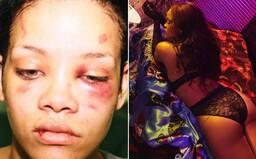 Před lety Rihannu mlátil, dnes se ji snaží sbalit. Chris Brown píše trapné komentáře pod fotky populární zpěvačky