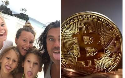 Predal celý svoj majetok a všetko investoval do Bitcoinu. So svojou rodinou cestuje po svete a verí v budúcnosť virtuálnych mien