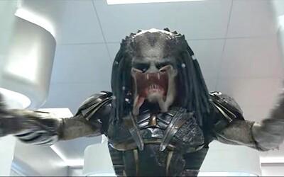 Predátori útočia na Zem a zachrániť ju môže len malá skupina vojakov. Horor od Shanea Blacka dorazil s ďalšou dynamickou ukážkou