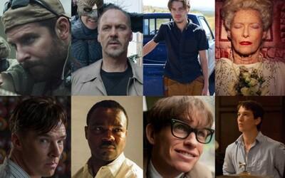 Předávání Oscarů 2015. Který film je vaším favoritem?