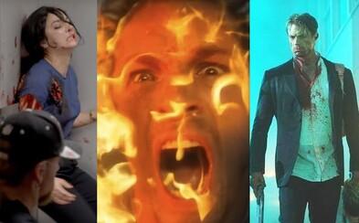 Predpokladaný seriálový hit Altered Carbon ponúkne krvavú akciu a tvrdé bojové scény