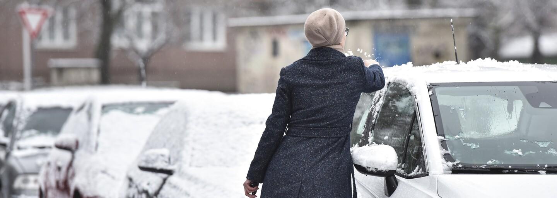 Předpověď počasí: Evropu čeká příval sněhu. V Česku bude sněžit i v nižších polohách