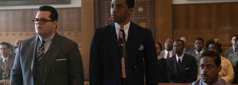 Predstaviteľ Black Panthera v biografickej súdnej dráme bojuje nielen za svojho klienta, ale aj proti rasizmu a predsudkom
