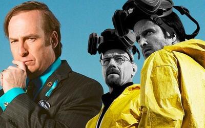 Představitel Saula potvrzuje celovečerní film Breaking Bad. Nechápe, jak jej dokázali natočit v tajnosti
