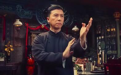 Představitel Yuriho Boyky si zabojuje s Ip Manem. Na scéně se objeví i legendární Bruce Lee
