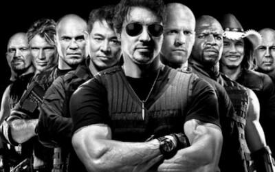Predstavujeme Expendables III, ktorí v traileri ukazujú svoju silu