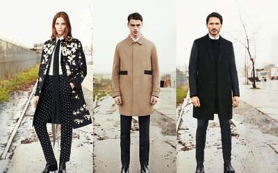 Pre-Fall kolekcia 2015 od Givenchy aj s Filipom Hrivňákom