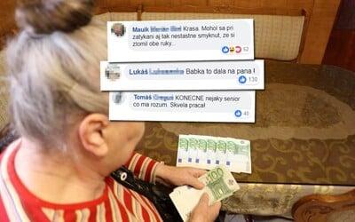 Prefíkaná 77-ročná Slovenka prešla podvodníkovi cez rozum. Chcel od nej 5 000 €, ale dočkal sa len policajnej hliadky
