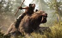 Prehistorický Far Cry Primal odhaluje svůj nehostinný svět a hratelnost v debutovém gameplay traileru