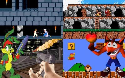 Prehistorik, Duke Nukem či Prince of Persia. 20 famózních her do roku 2000, na kterých jsme byli v dětství závislí